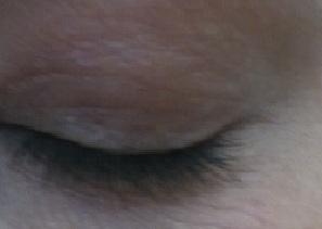 Close Up: Closed Eye