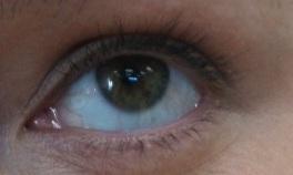 Close Up: My Eye Open