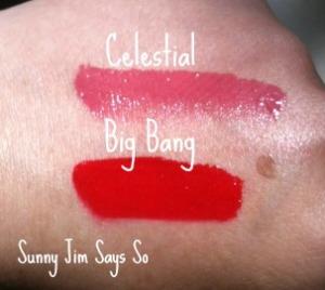 (T-B) celestial, big bang