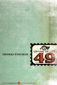 The Crying of Lot 49 by Thomas Pynchon (1966)